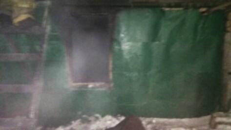В Воронежской области при пожаре погибли 3 женщины