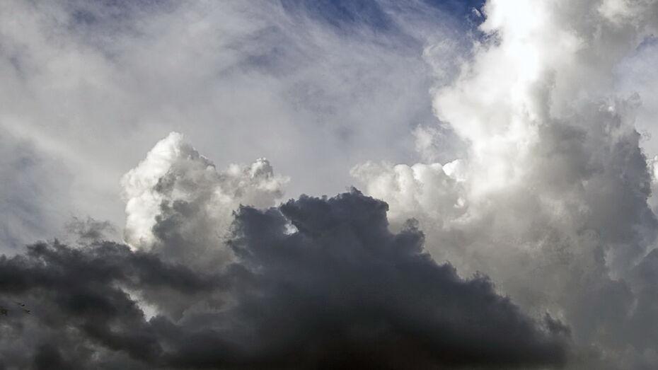Жаркая погода не вернется в Воронеж в первую неделю лета