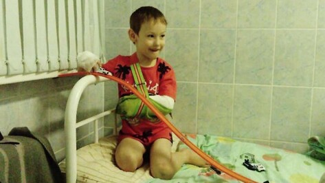 Ярославские врачи прооперировали 4-летнего мальчика на средства семилукцев