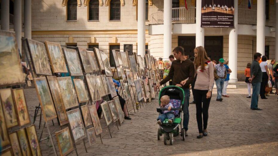 Население Воронежской области выросло на 2,6 тыс человек