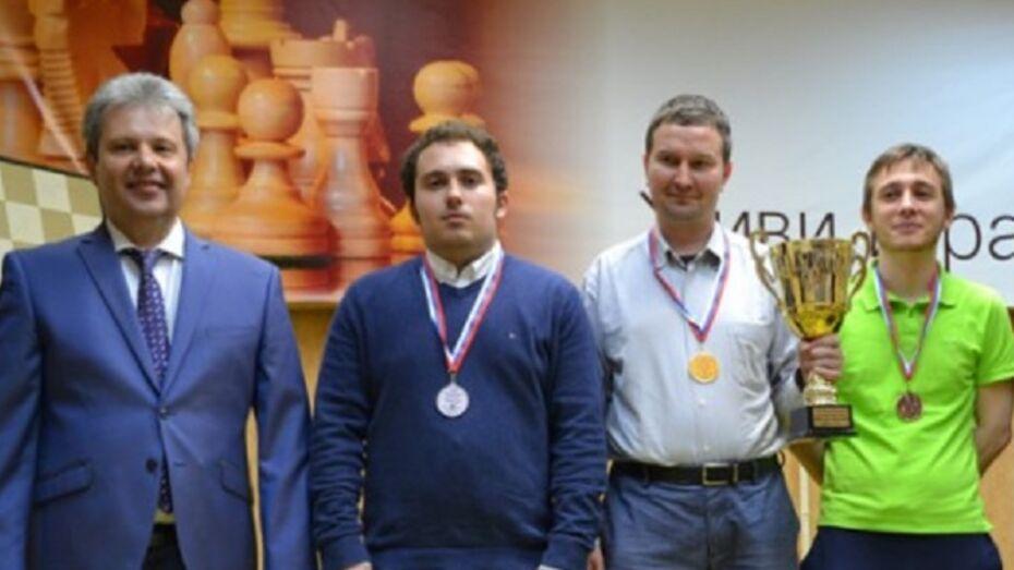 Воронежский шахматист победил на турнире «ФИДЕ open»