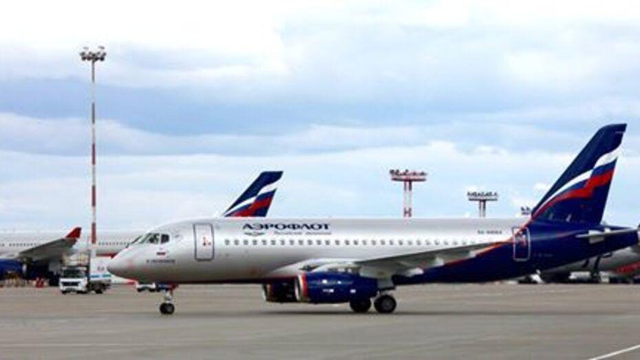 Воронежцы пожаловались на регулярные отмены рейса SU1352 из Москвы