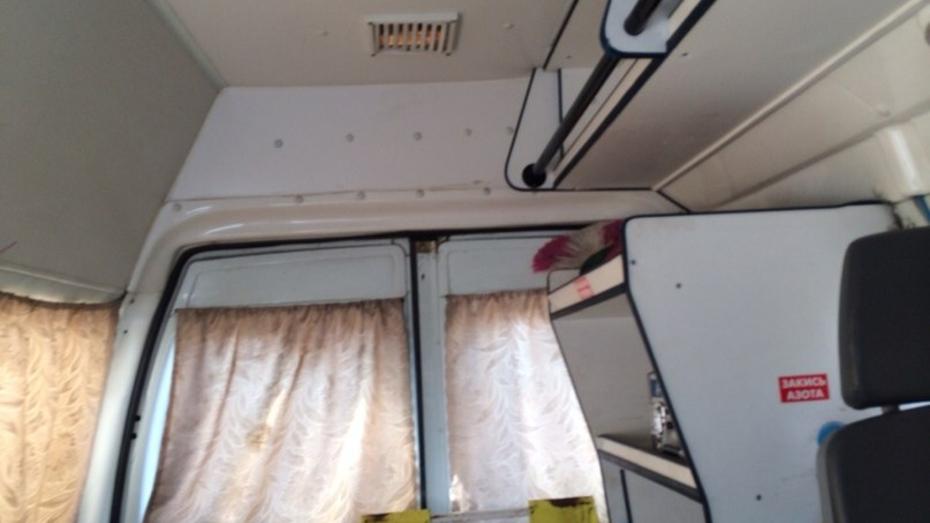 В Воронежской области пассажирка иномарки погибла в ДТП с  грузовиком
