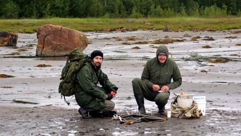 Воронежец вернулся из научной экспедиции на Белое море