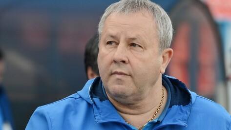 Тренер воронежского «Факела» Павел Гусев: «Итог закономерен»