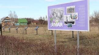 В Таловском районе общественники установили 21 памятную доску землякам-фронтовикам
