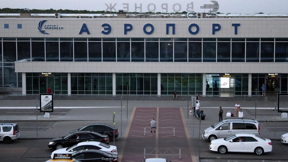 В воронежском аэропорту начнут брать анализы на COVID-19