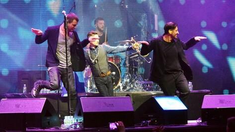 Группу «Градусы» удивил полный зал на концерте в Воронеже