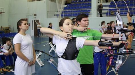 Аннинские лучники стали победителями областного турнира