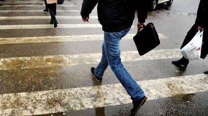 Двухдневный рейд ДПС по пешеходным переходам стартовал в Воронеже
