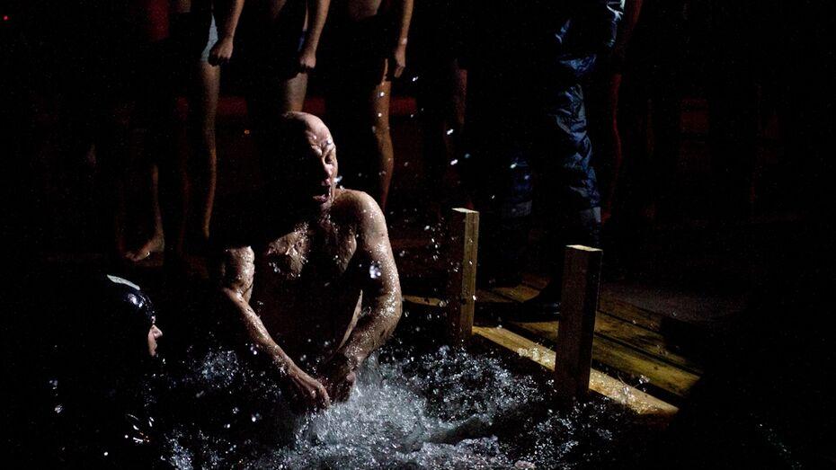 Воронежцы о крещенских купаниях: «В проруби чувствуешь Россию»