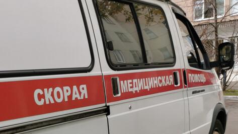 В Воронежской области подросток пострадал в ДТП на железнодорожном переезде