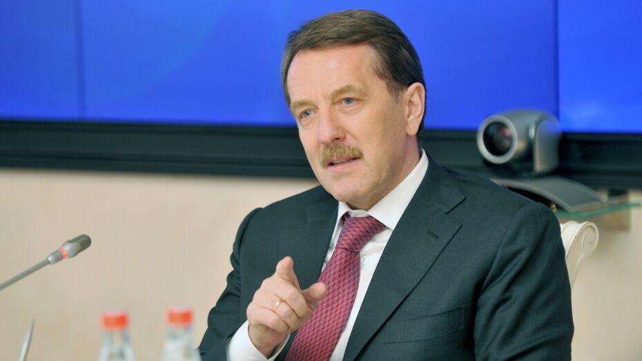 Воронежский губернатор обошел коллег из Черноземья в медиарейтинге глав регионов ЦФО