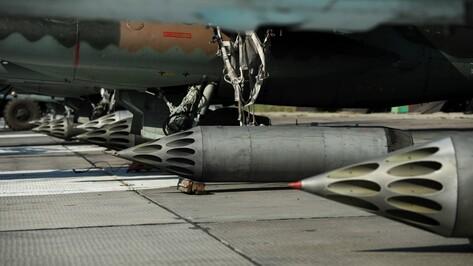 Российская авиация начала операцию в Сирии