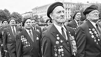 День Победы 1994 – 2001 годов в объективе фотокорреспондента РИА «Воронеж»