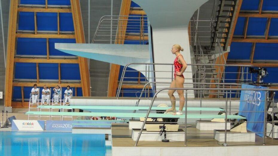 Диана Чаплиева выступит в финале соревнований по прыжкам в воду с трехметрового трамплина на Универсиаде