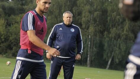 Тренер воронежского «Факела» Павел Гусев: «Команда действует на 80% своего потенциала»