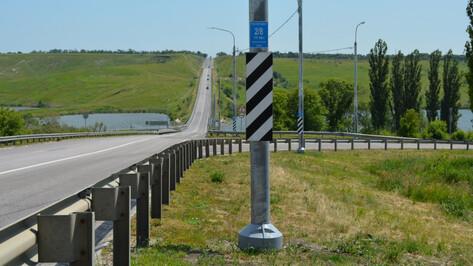В Семилуском районе на установку фонарей вдоль автодорог потратят более 73 млн рублей