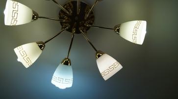 В воронежском поселке Краснолесный восстановили электричество