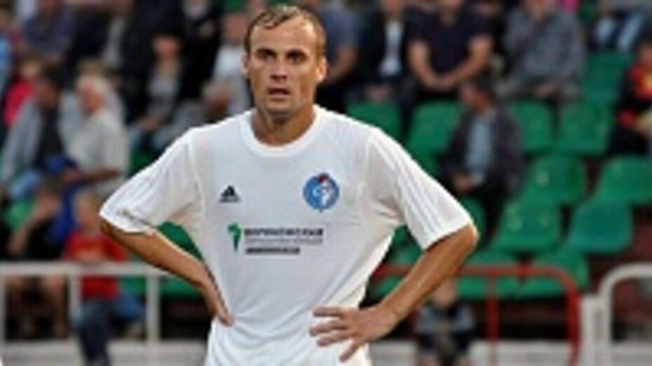 Защитник Алексей Ревякин доиграет сезон в воронежском «Факеле»