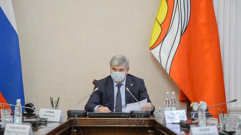 Воронежский губернатор о генплане: «Строительство не должно затронуть зеленые зоны»