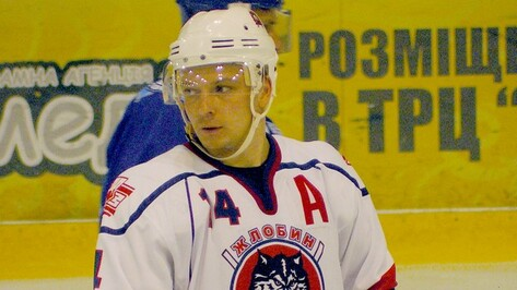 Контракт с воронежским «Бураном» подписал эстонский хоккеист