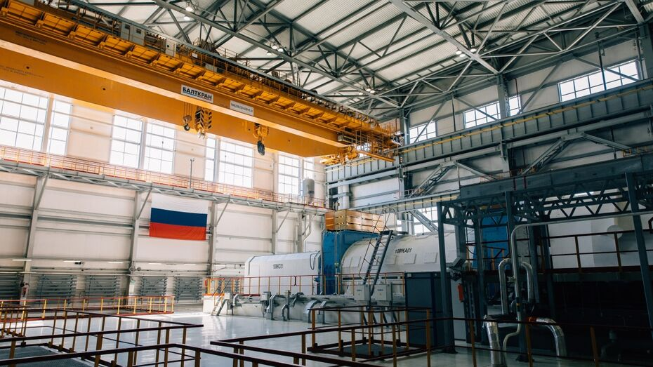 Энергоблок №1 Нововоронежской АЭС-2 выработал 10 млрд кВтч электроэнергии