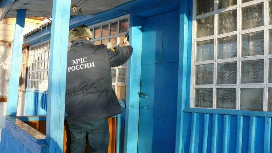 В Воронежской области проверят 6494 печи в частных домах на пожарную безопасность