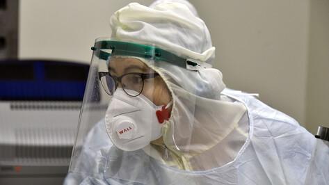 От коронавируса избавились 169 воронежцев