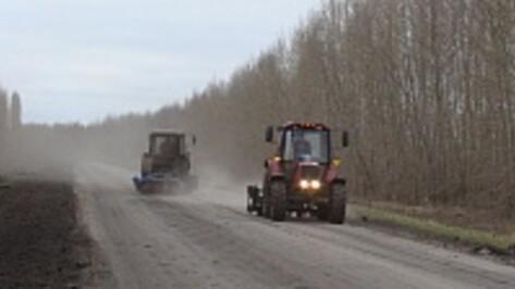 Тракторист из Хохольского района заплатит за езду в пьяном виде 60 тысяч рублей