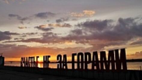 Воронежцы хотят поставить в Таврово скульптуру-слоган