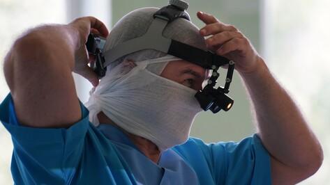 «Высший пилотаж» продемонстрировали воронежские хирурги