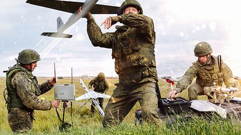 Впервые в Воронежской области военные посоревнуются в «Соколиной охоте»