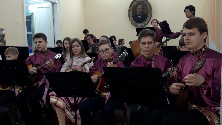 Оркестр Борисоглебской школы искусств получил Гран-при областного фестиваля «Мир талантов»