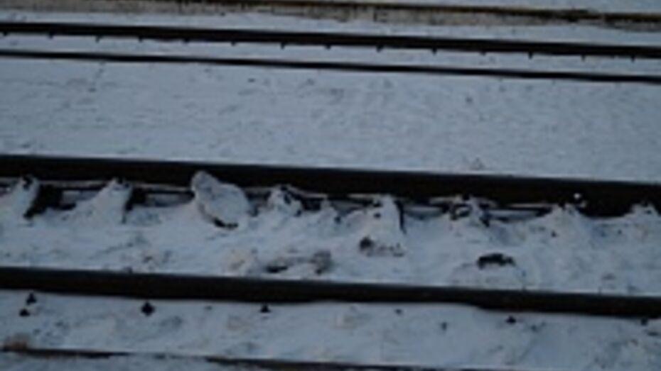 В центре Воронежа на железной дороге задержали мужчину с героином