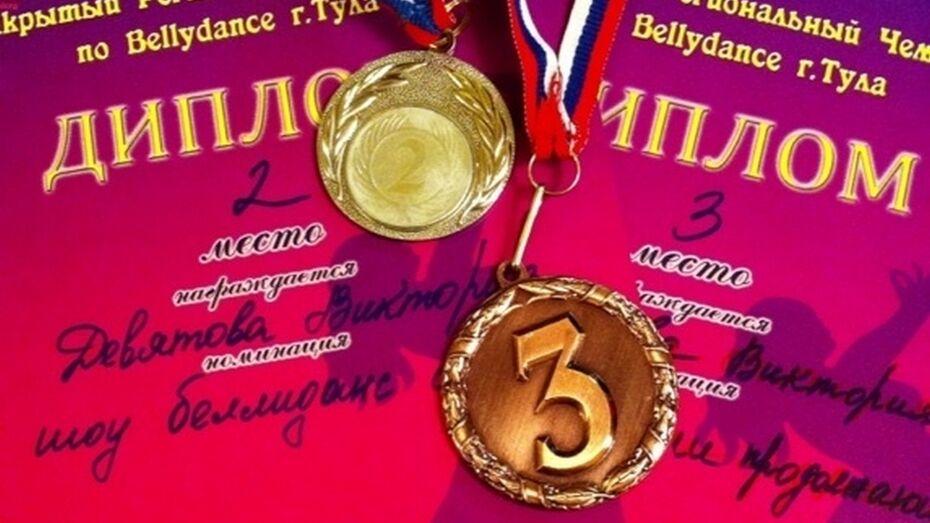 Аннинская танцовщица стала победительницей открытого чемпионата Тулы
