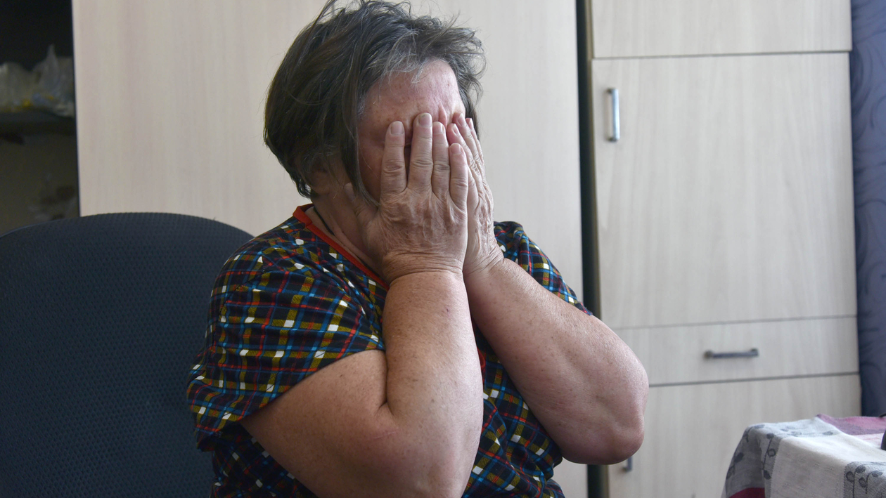 «Оставили будто голой на площади». Мать пропавшего воронежца – о приговоре экс-полицейским
