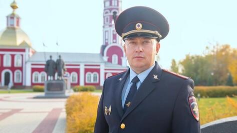 Народным участковым в Воронежской области стал борисоглебец Дмитрий Егоров
