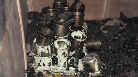 ЧП в воронежском интернате: накануне пожара в здании сработала сигнализация