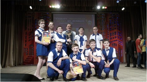 Таловская команда КВН победила бутурлиновцев в межрайонной игре