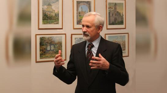 Выставка борисоглебского художника открылась в Крыму