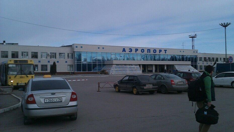 Самолет «Воронеж-Москва» вернулся в аэропорт из-за неисправности