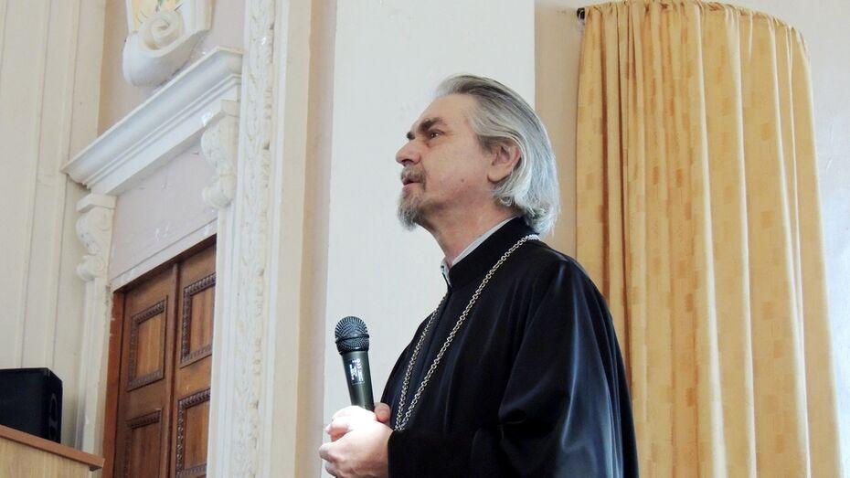 Экс-глава пресс-службы Патриарха в Воронеже: Церковь не может ограничить свободу людей