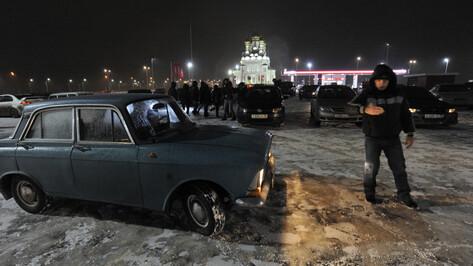 Воронежских автомобилистов позвали на флешмоб ко Дню космонавтики