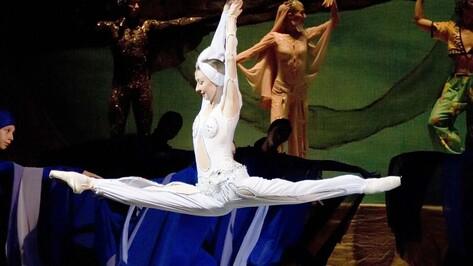 Воронежцы отметят 35-летие балета «Тысяча и одна ночь»