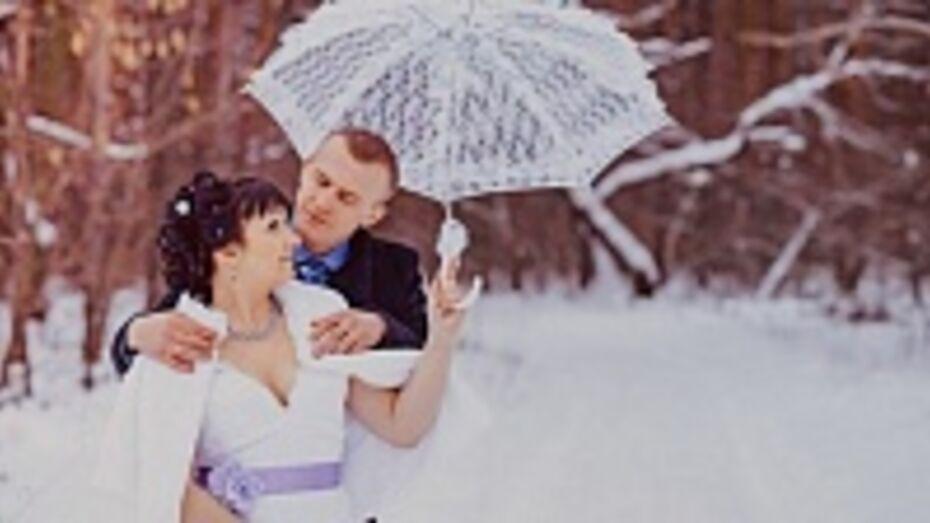 Борисоглебск ожидает «свадебный бум»