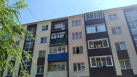 У воронежца во время капремонта дома «украли» балкон