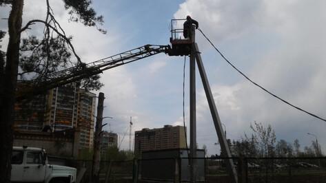 Энергетики «Россети Центр» подвели электричество к стройплощадке будущей больницы