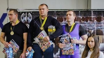 Воронежский чиновник стал победителем международного турнира по пауэрлифтингу