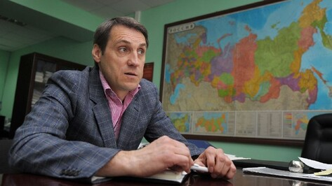 """Игорь Балашев: «""""Воронеж"""" и """"Кристалл"""" должны закрепиться в своих лигах»"""
